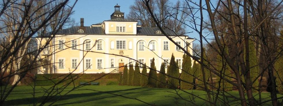 Haga Slott, Enköping